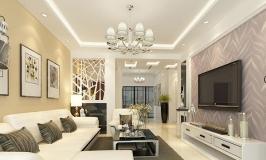 客厅的电路设计客厅布线一般应为10支路线