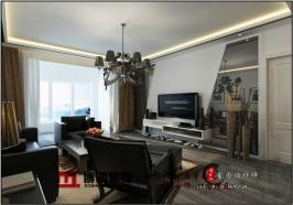 电视背景墙的设计对客厅颜值影响至关重要